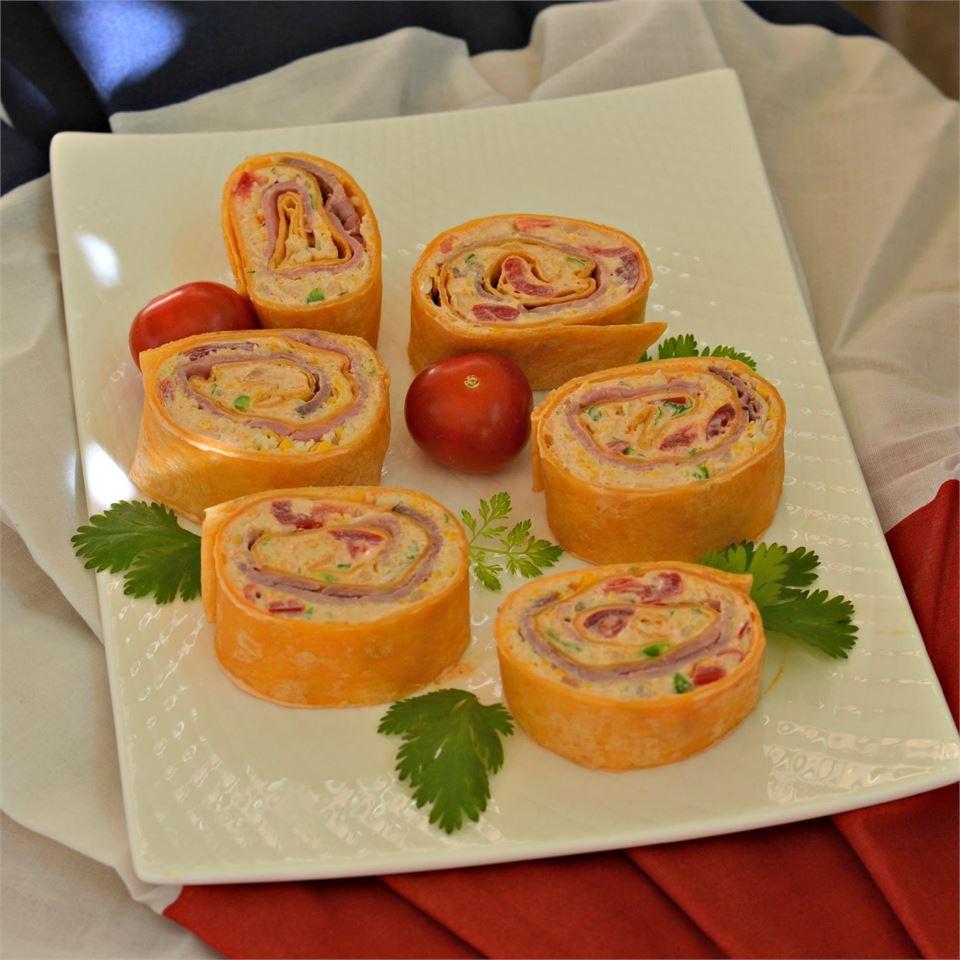 Taco Turkey Wraps Bibi