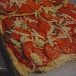The Best Pizza Crust Cindy Capps Lepp