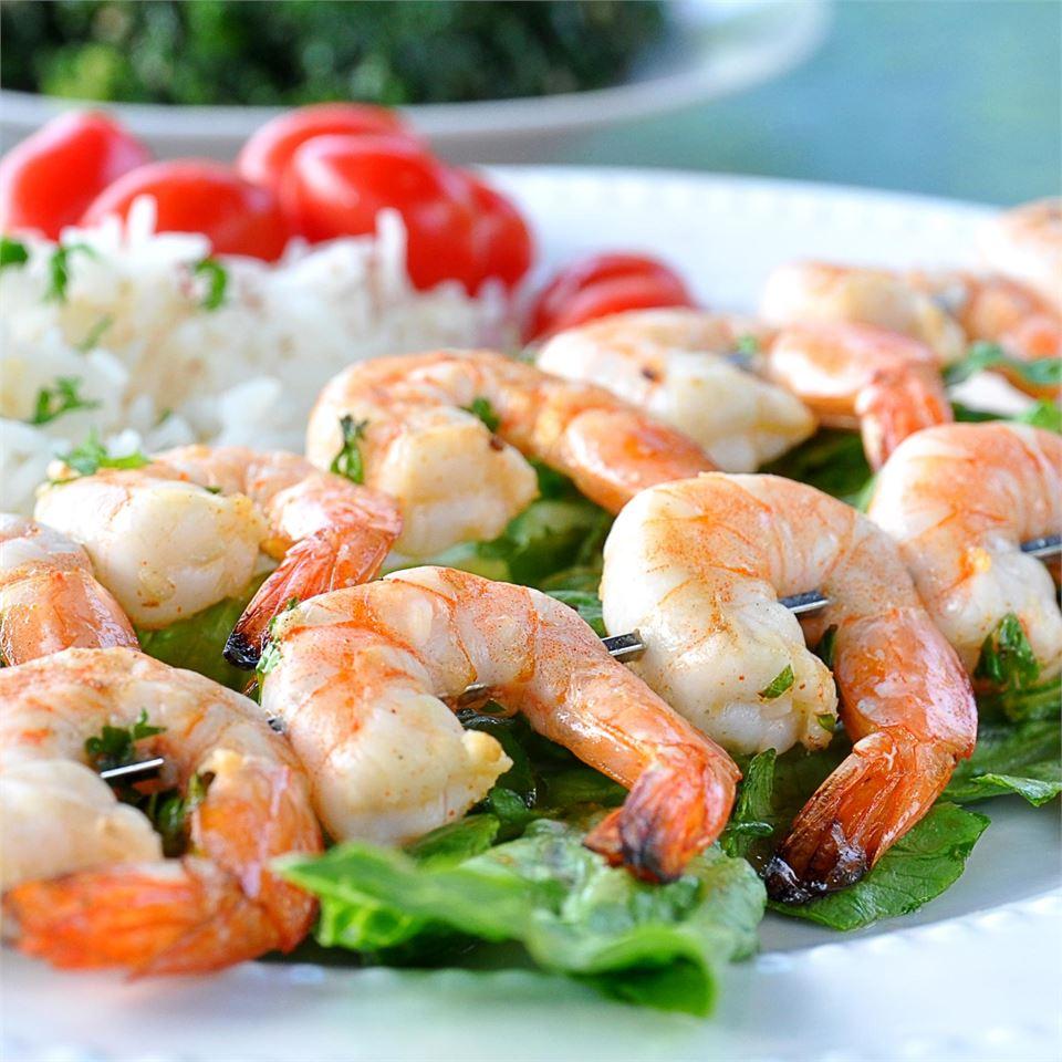 Margarita Grilled Shrimp KGora