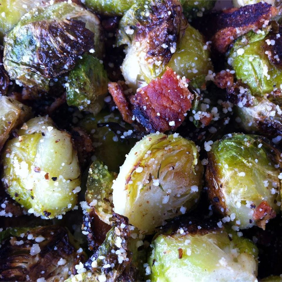Easy Marinated Brussels Sprouts Rob Reynolds