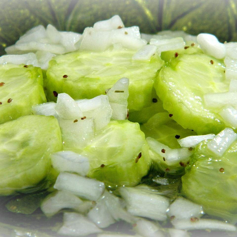 Lemony Cucumbers Marianne
