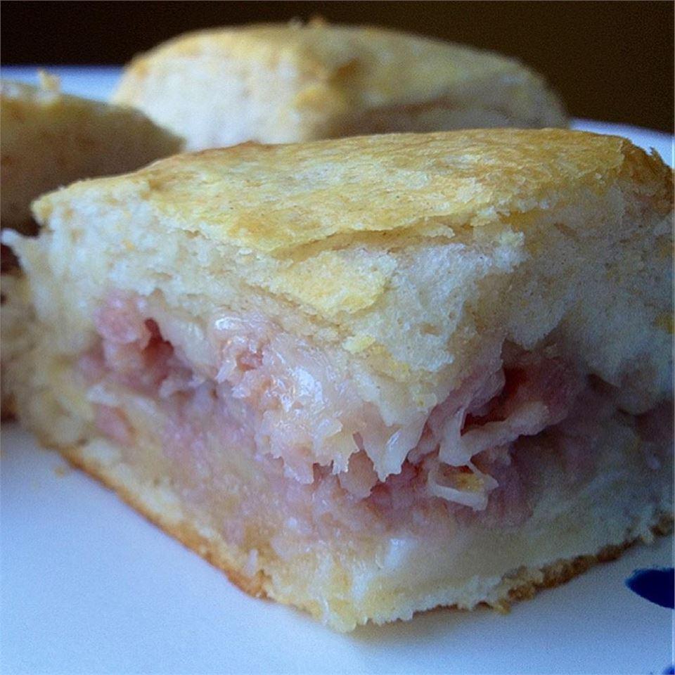 Ham 'n Swiss Biscuits MattOlay V-H
