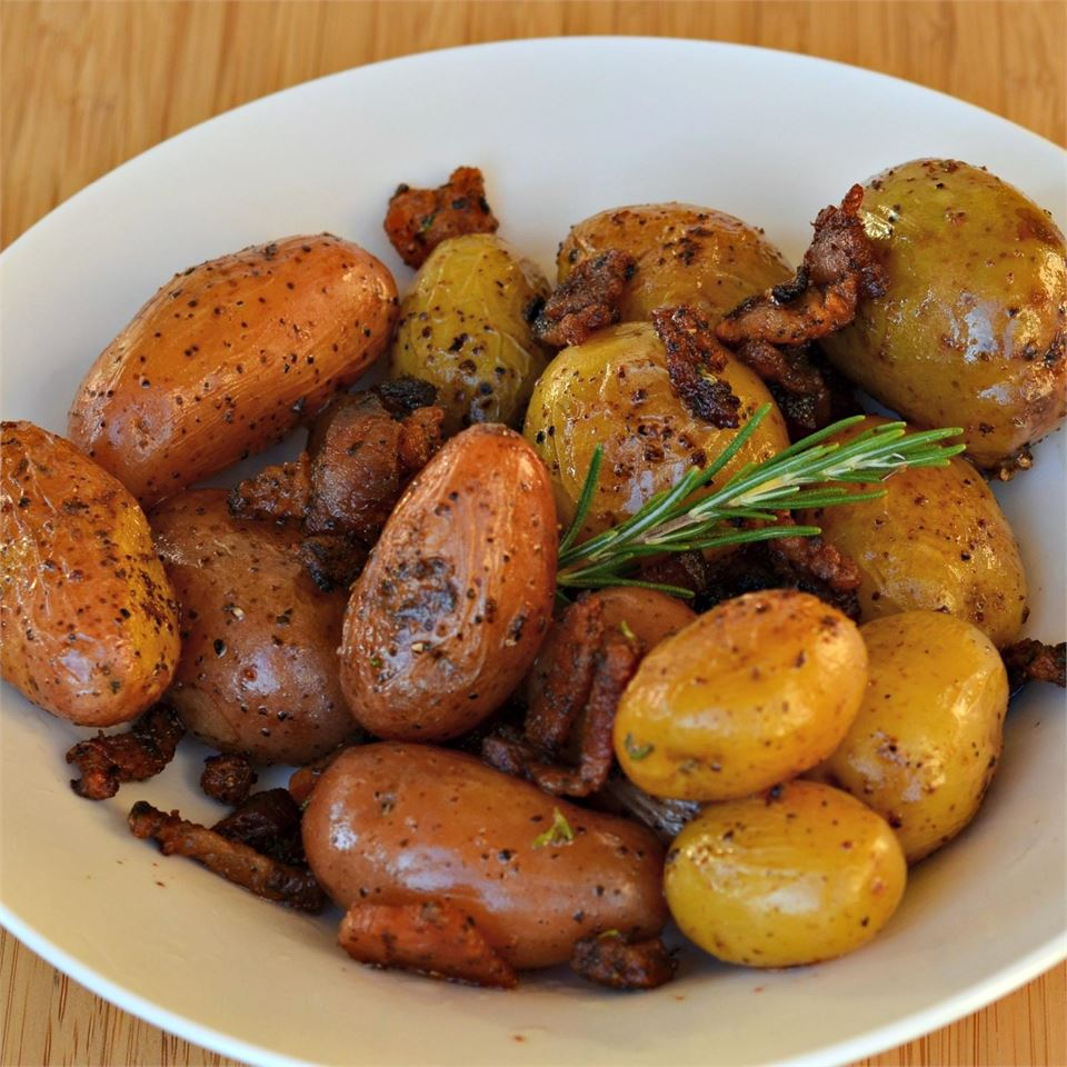 Pan-Roasted Marble Potatoes Baking Nana