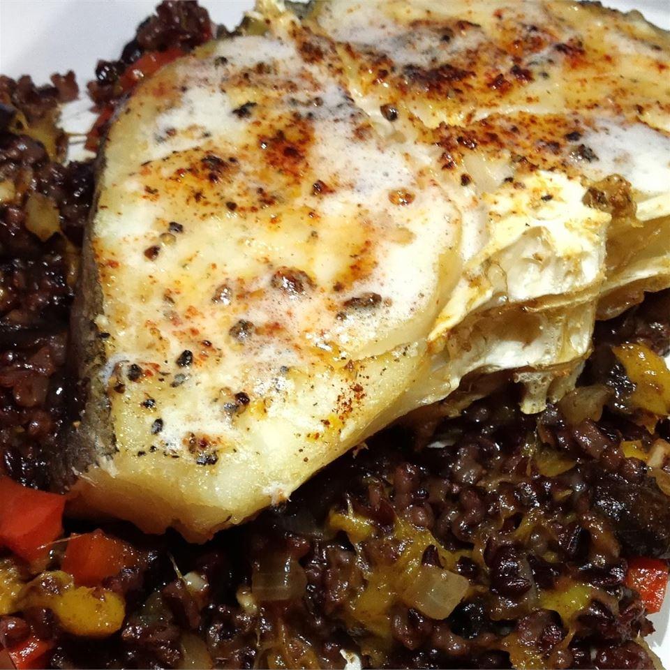 Grilled Cod BigShotsMom