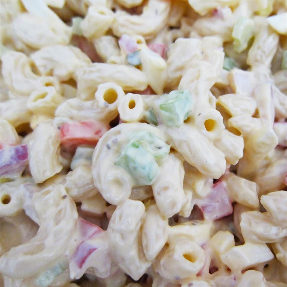 The BEST Macaroni Salad You Will EVER Have!!