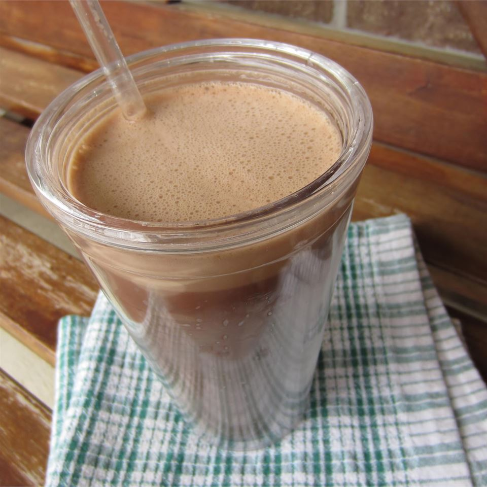 Chocolate-y Iced Mocha ReneePaj