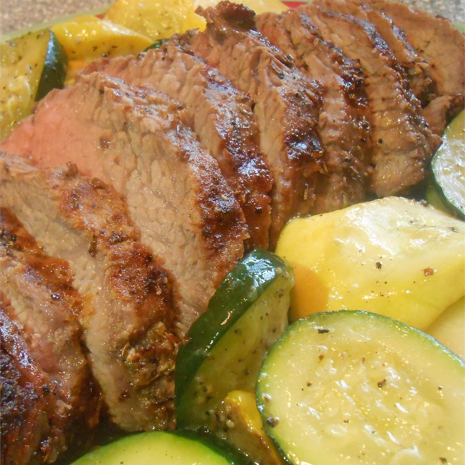 Grilled Tri-Tip with Oregon Herb Rub RainbowJewels