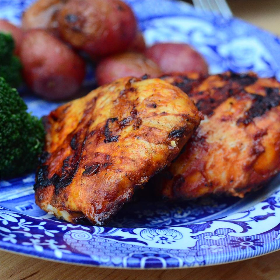 Good Frickin' Paprika Chicken