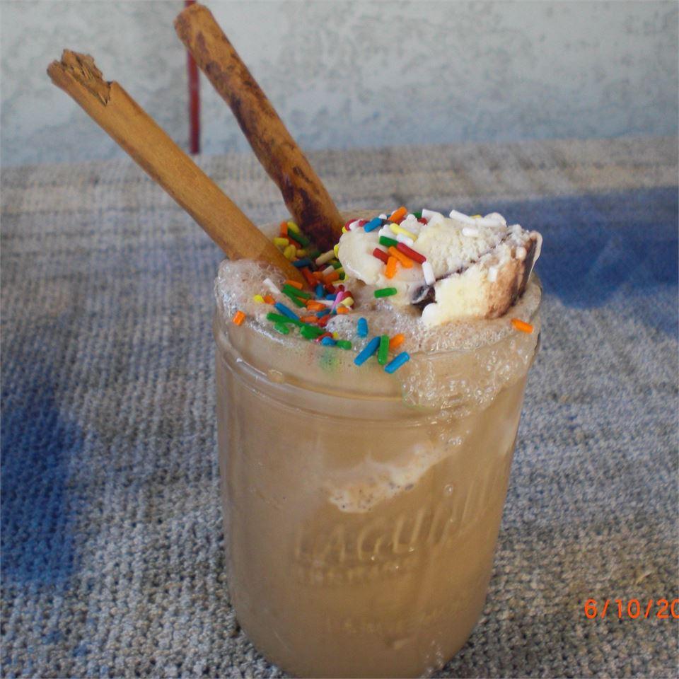 Chocolate-y Iced Mocha Patty Cakes