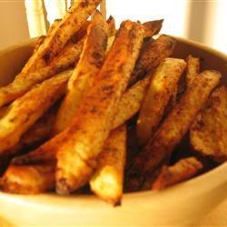 Baked French Fries I