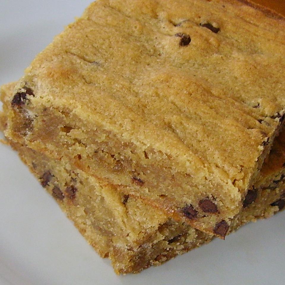 Peanut Butter Bars IV