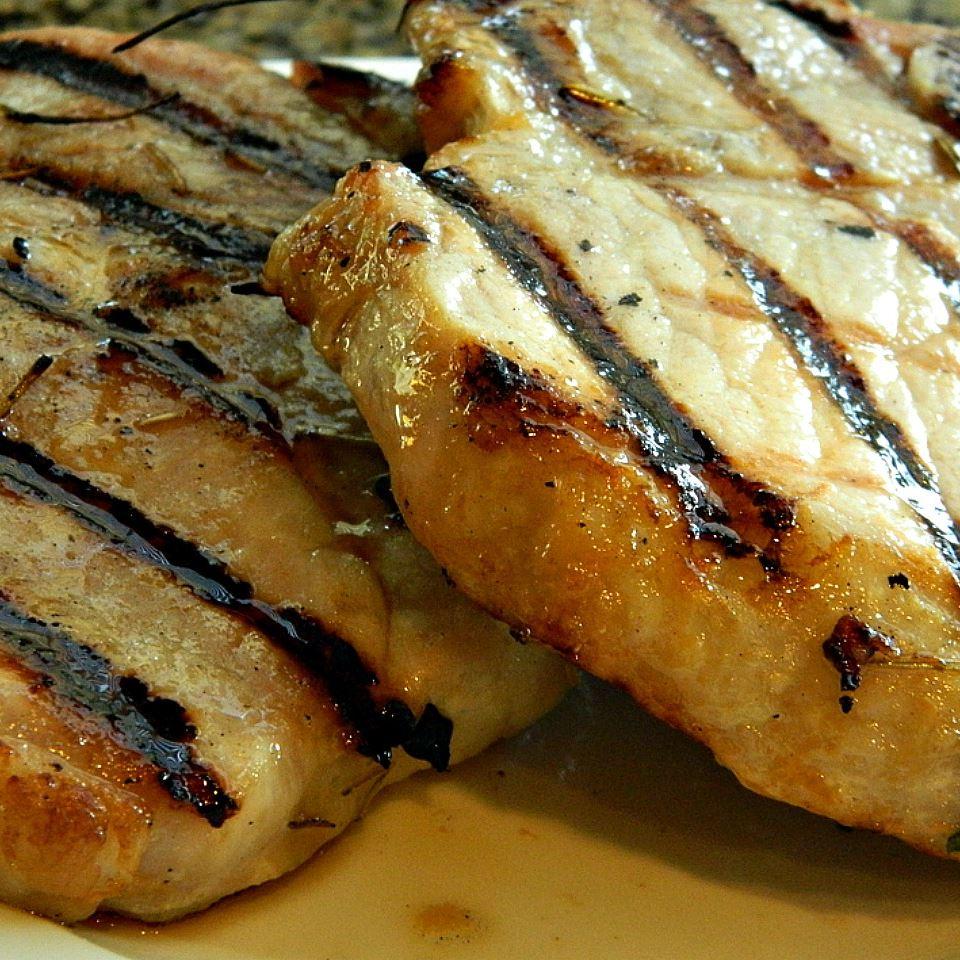 Pork Chop Grill