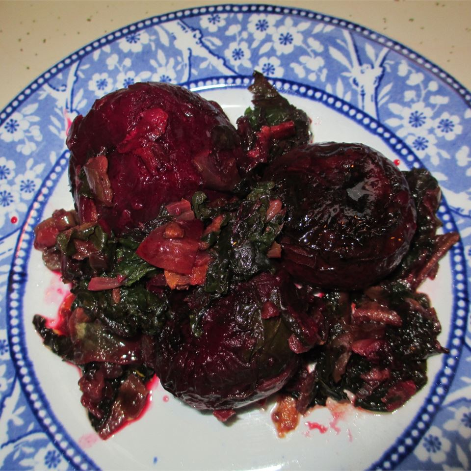 Beets on the Grill AuntE