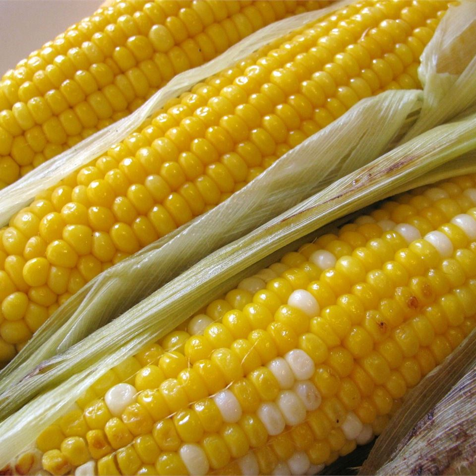 Grilled Corn on the Cob Sugarplum