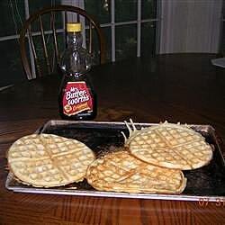 worlds best waffles recipe