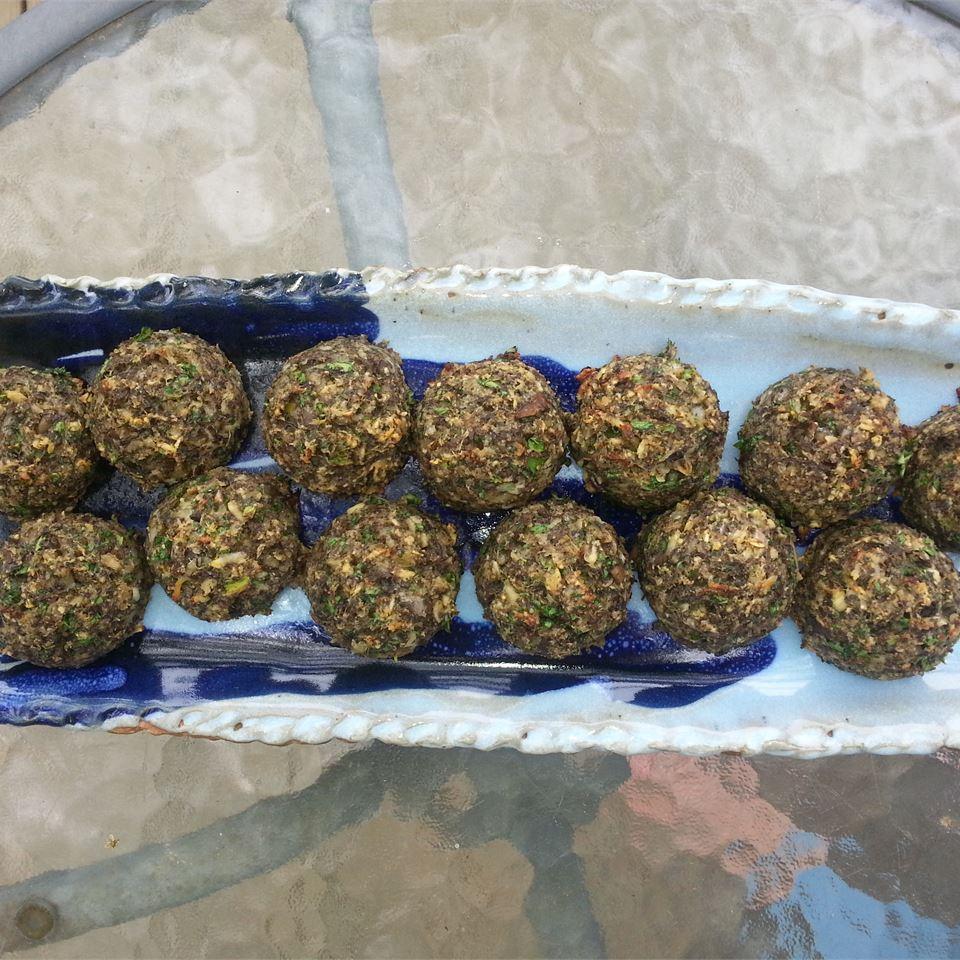 Chef John's Meatless Meatballs