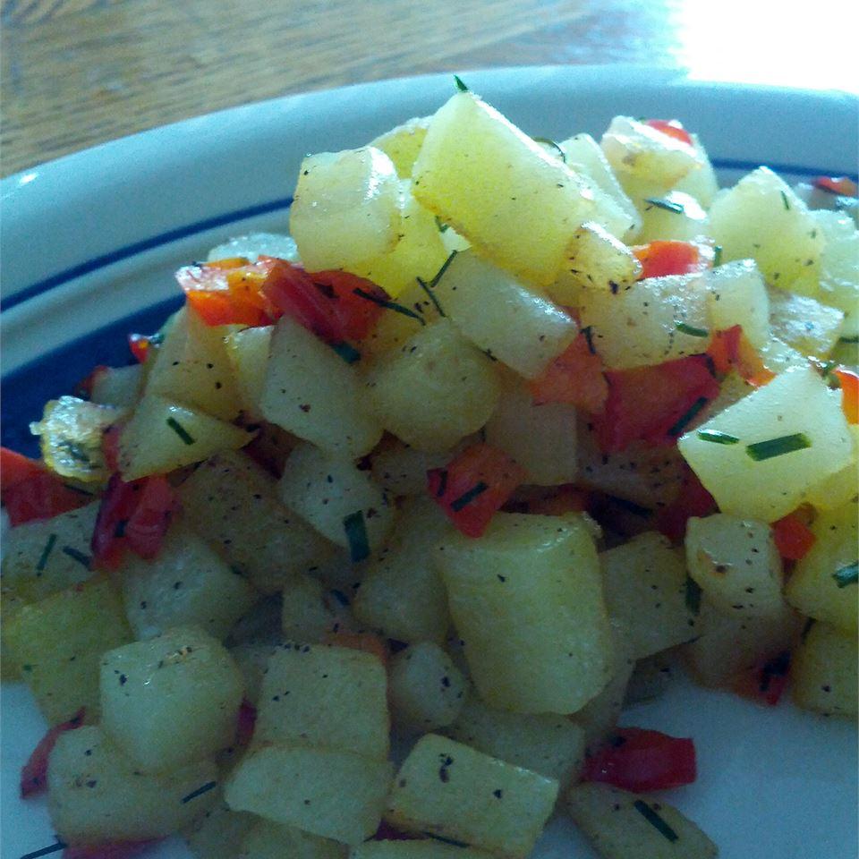 Butter Fried Potatoes Dawn