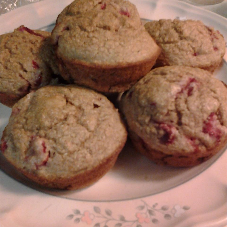 Healthy Strawberry Muffins Brittany Hess