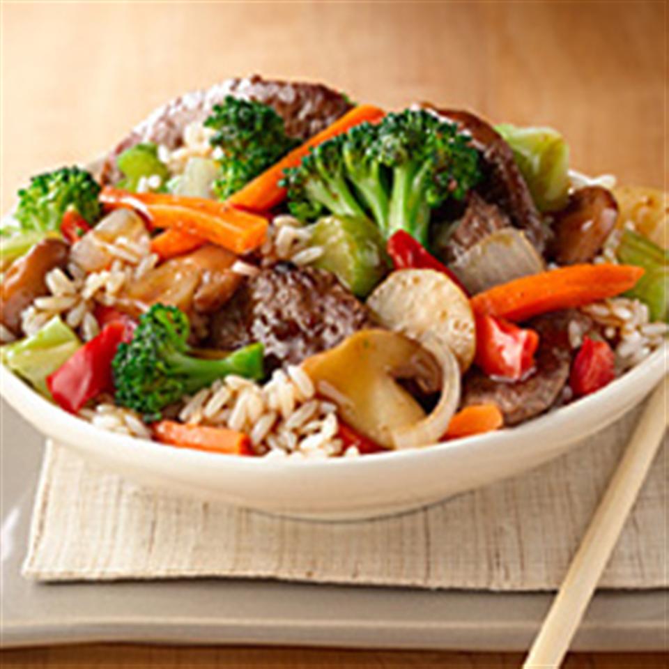 Beef and Broccoli Stir-Fry from Birds Eye®