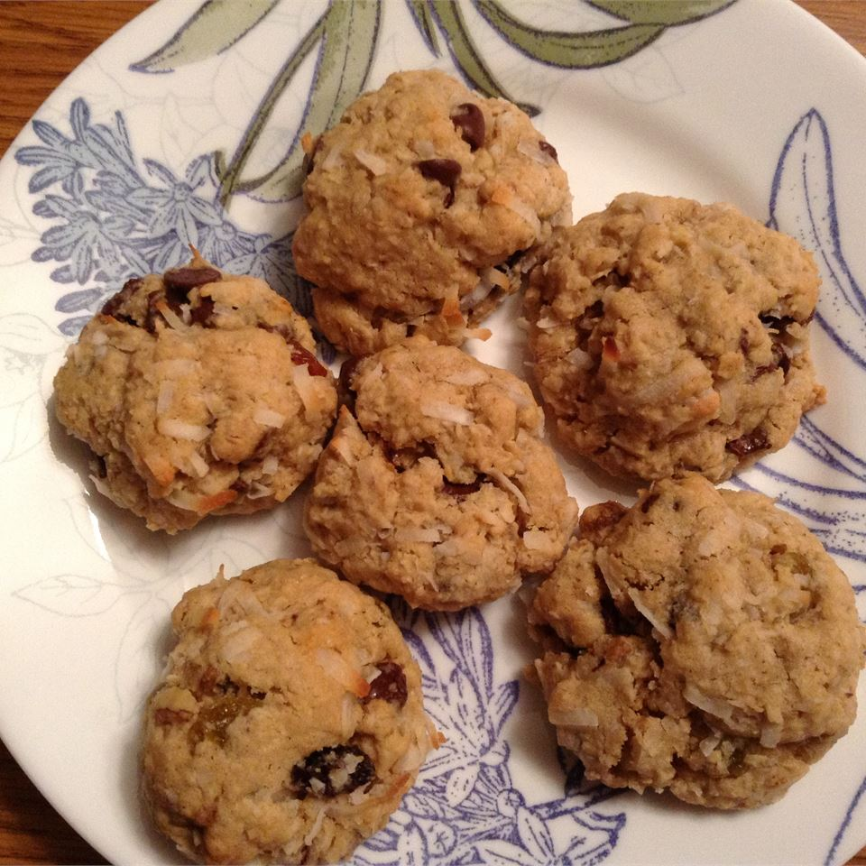 Dishpan Chocolate Chip Cookies JULIAM
