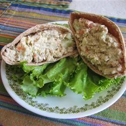 Greek Chicken Salad Rena
