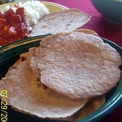 Indian Chapati Bread