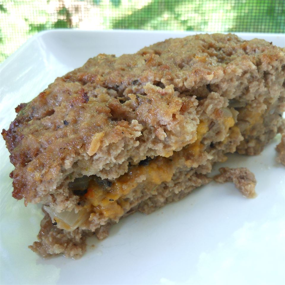 Super Stuffed Meatloaf