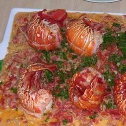 Lobster Pasta SJP9592
