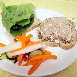 Herbal Tuna Salad Gwynne Kloch