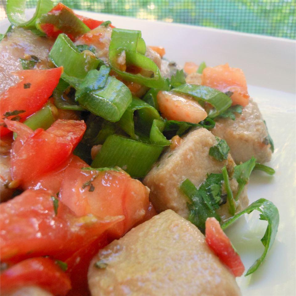 Thai Tuna Salad SunnyDaysNora