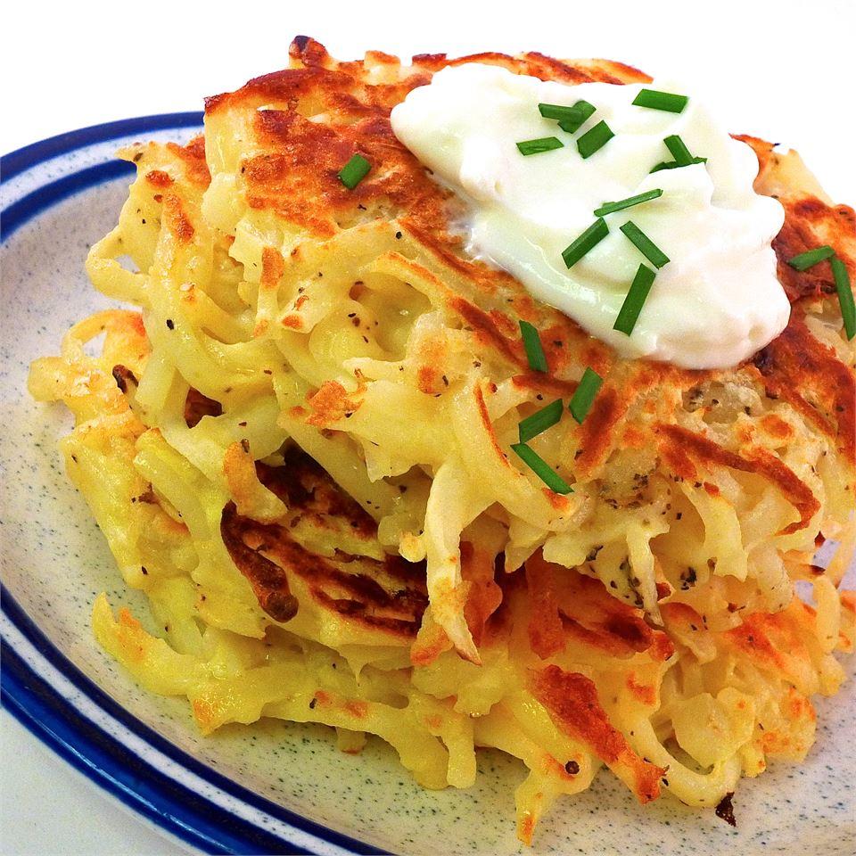 Potato Latkes from Simply Potatoes® lutzflcat