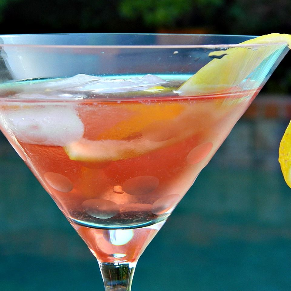 Happy Birthday Martini Recipe Allrecipes