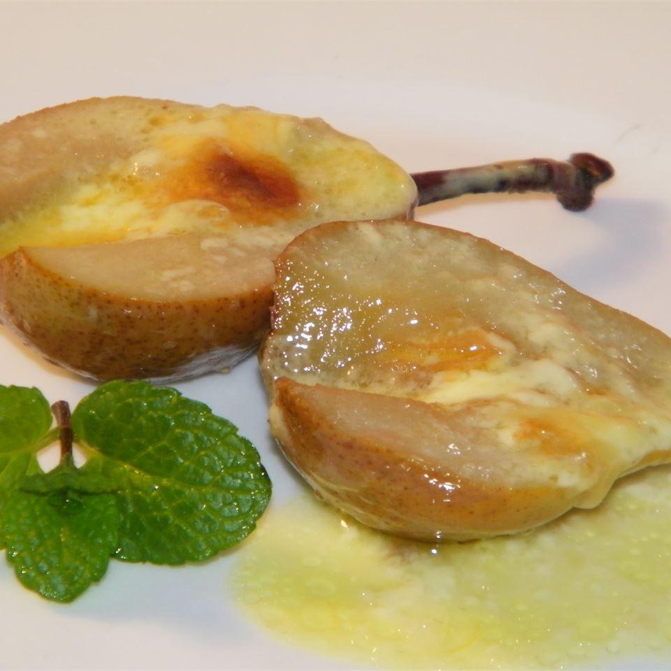 Creamy Baked Pears Seattle2Sydney