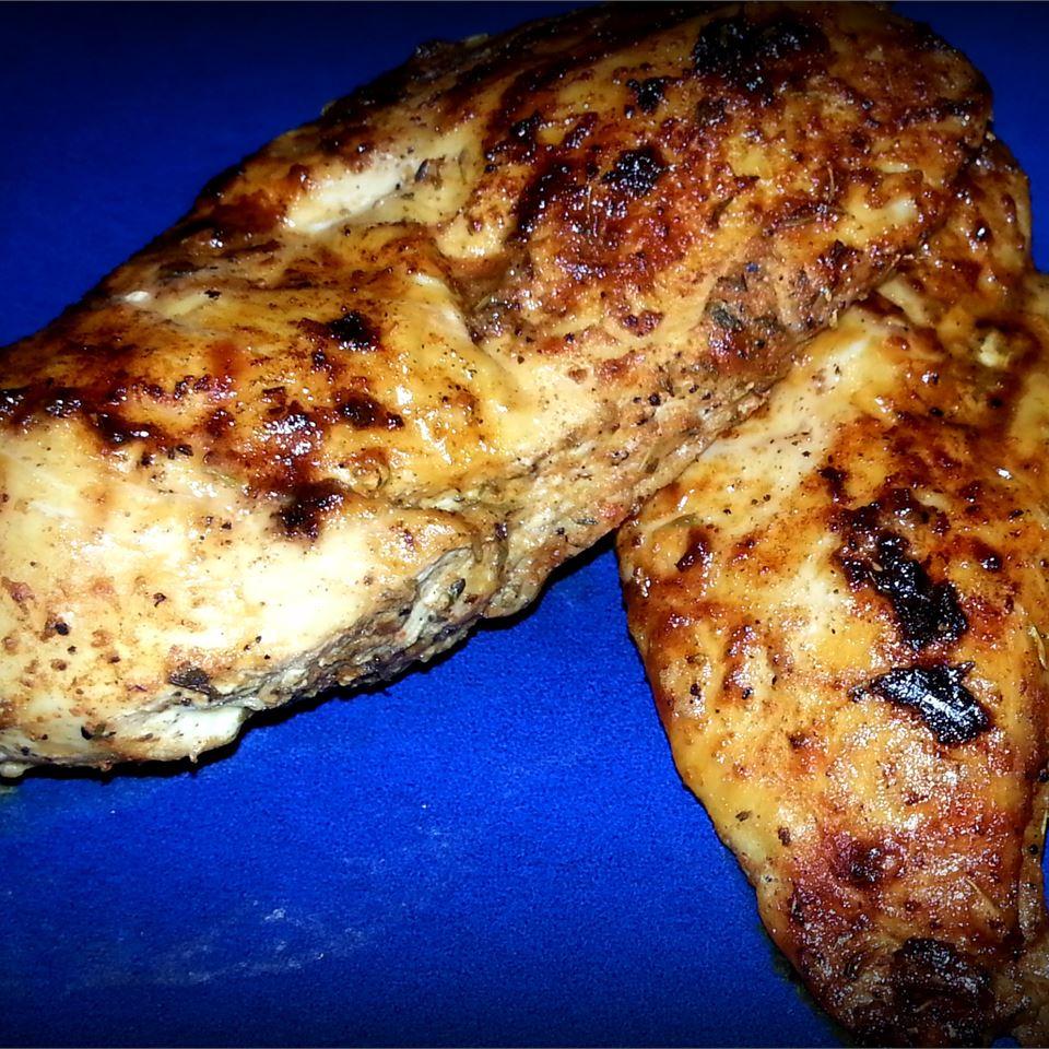 Spicy Chicken Breasts Robin Nicole Strickland