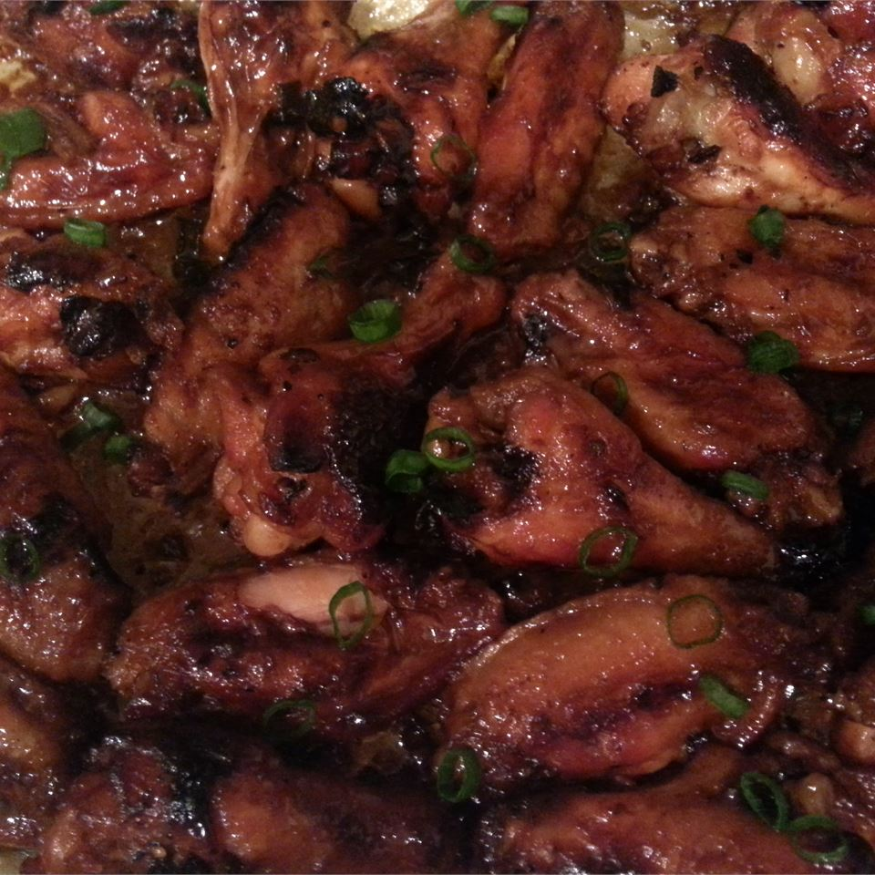 Caramelized Baked Chicken sweetness1707
