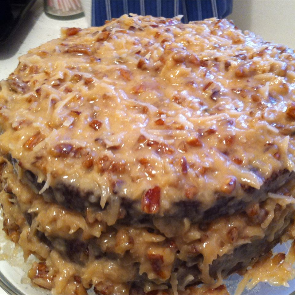 Diane's German Chocolate Cake aneisha