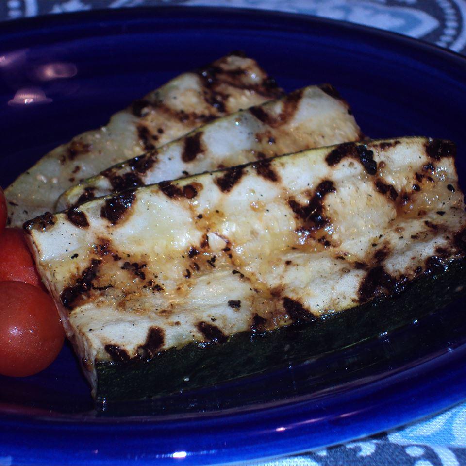 Grilled Zucchini II Happyschmoopies