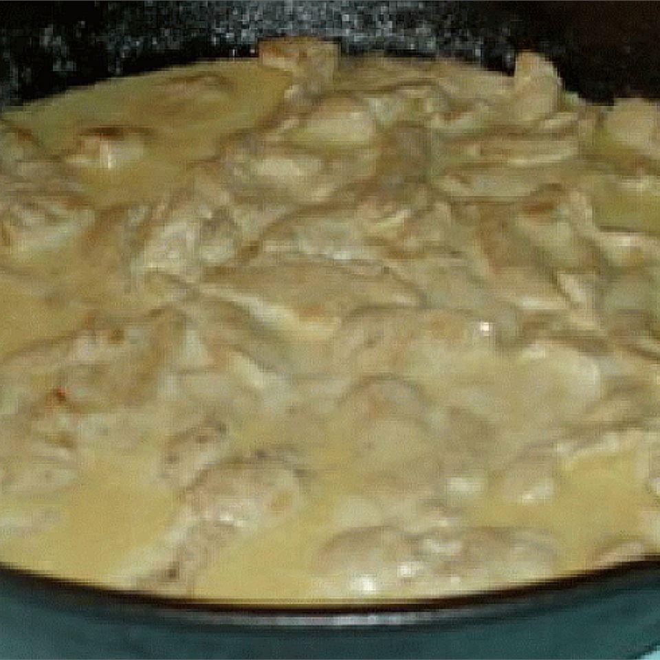 Chicken a la Creme Patty Pelfrey