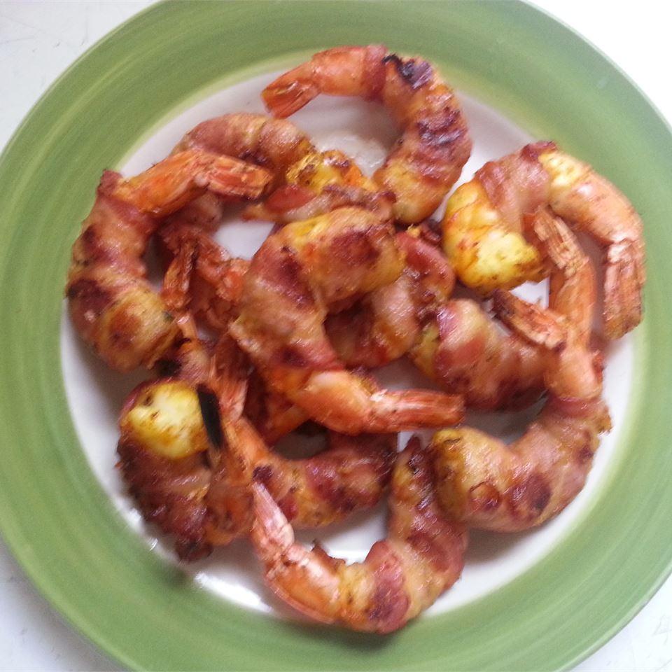 Bacon Wrapped Shrimp Da Rel Chef