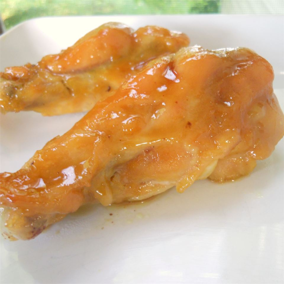 Amazing and Easy Chicken Wings SunnyDaysNora