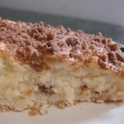 Sour Cream Coffee Cake III