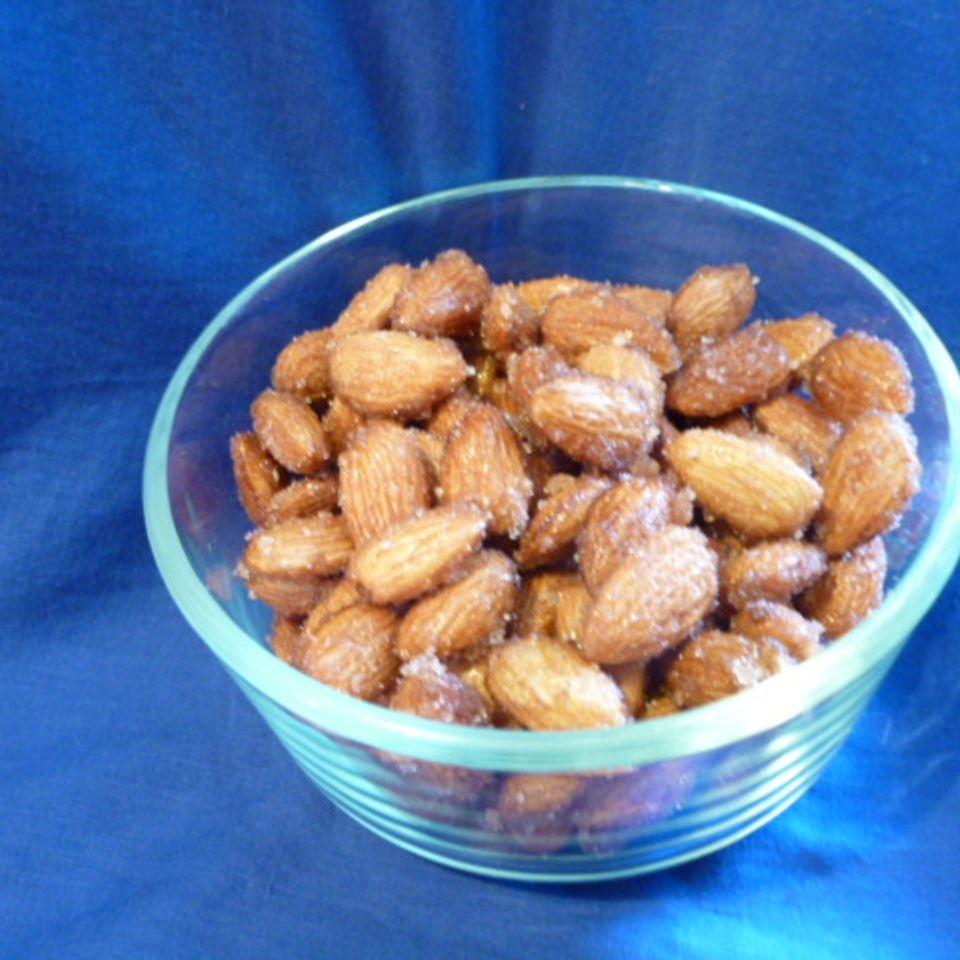 Honey Roasted Almonds Lucky Noodles