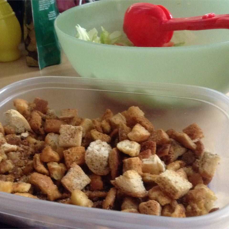 Croutons Onebrownmami
