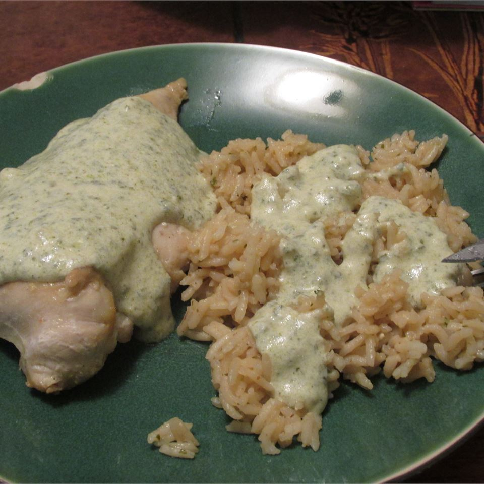 Creamy PHILLY Pesto Chicken Nora L Gunderman