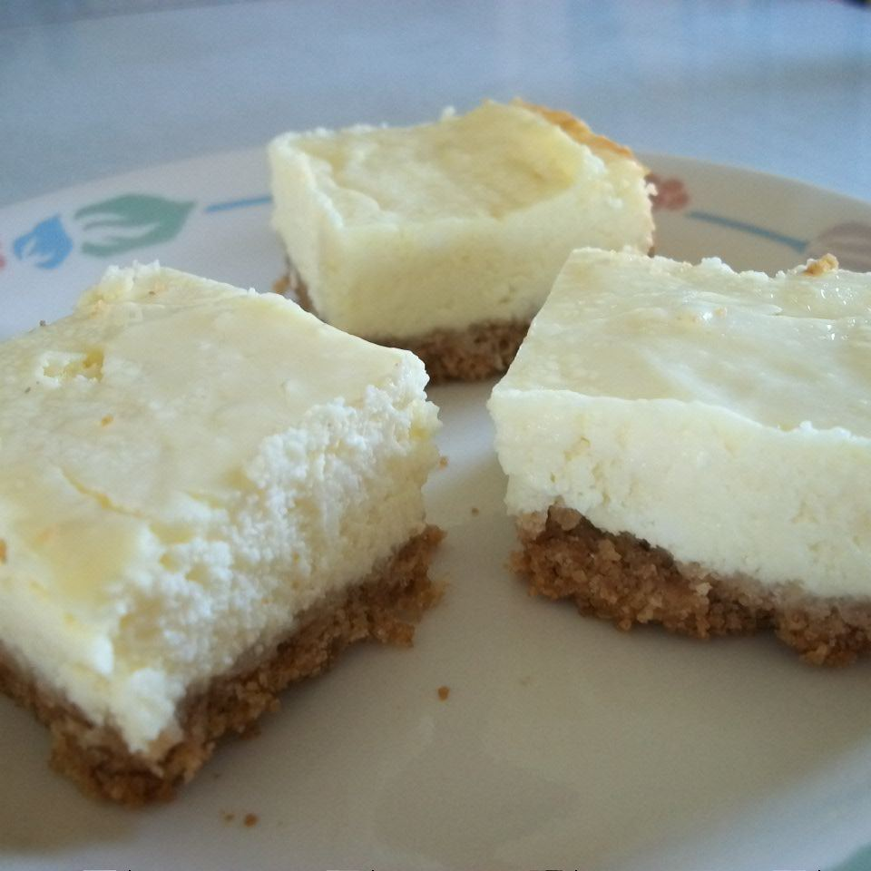 Cheesecake Bars Frances Mann
