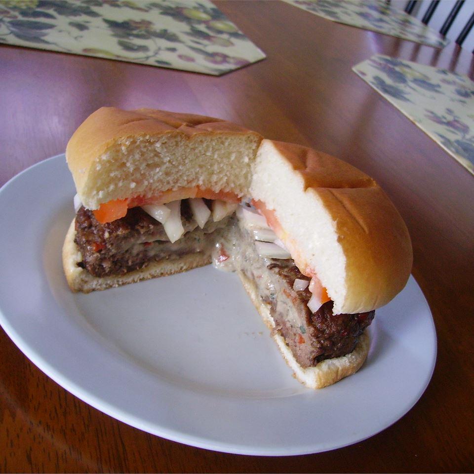 Star-Spangled Burgers Christina