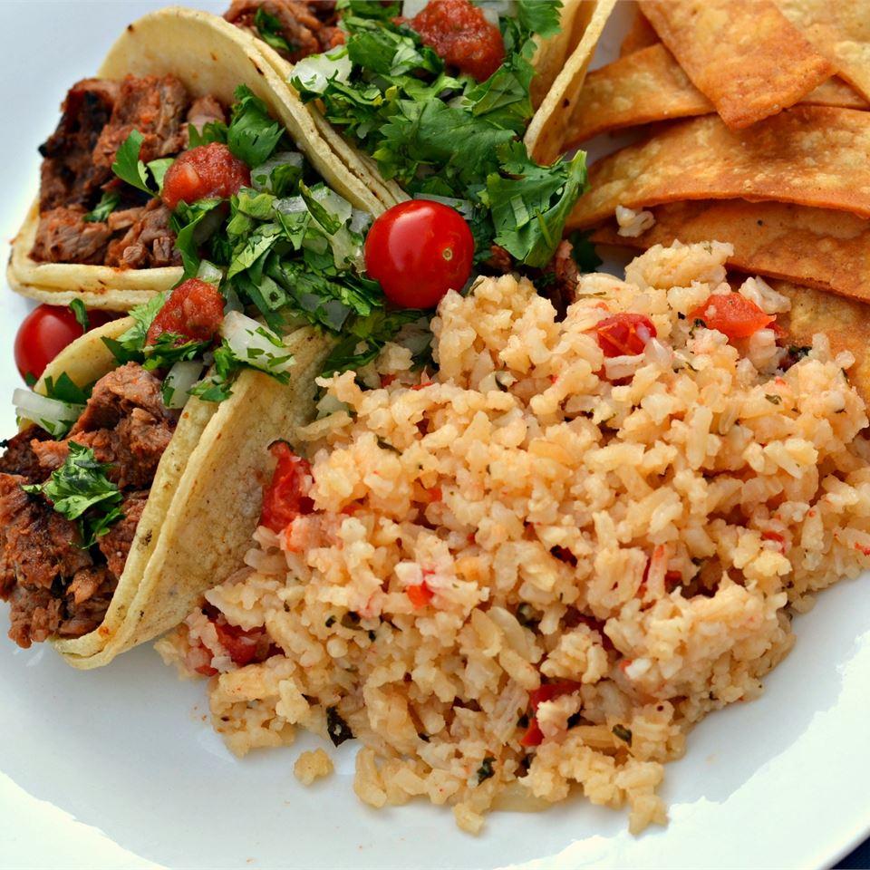 Easy Spanish Rice Baking Nana