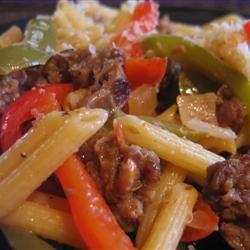 Italian Sausage Delight! FoodFan