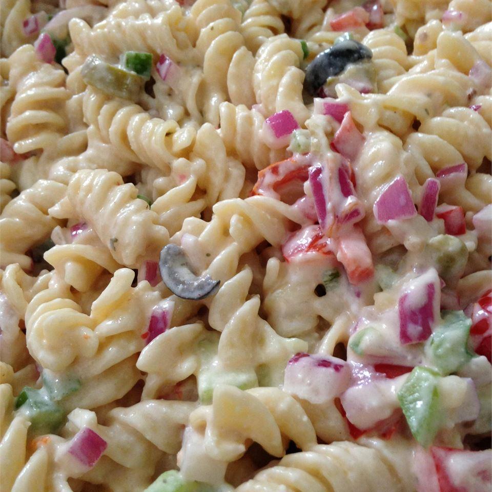 Italian Pasta Salad I Kim