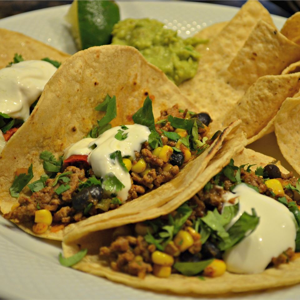 Taco Dinner Kim's Cooking Now